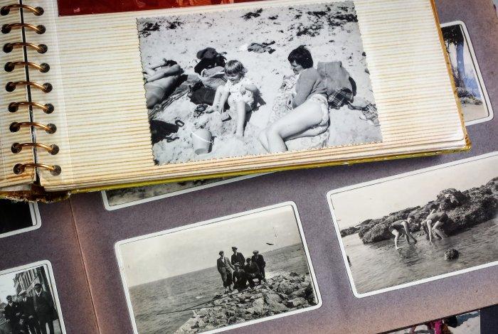 Les albums de famille : quelle(s) histoire(s) ?