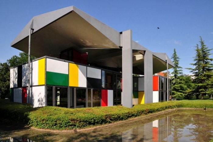 Conférence – Le Corbusier, de la couleur au volume