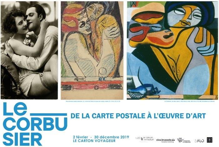 Visite guidée de l'exposition Le Corbusier