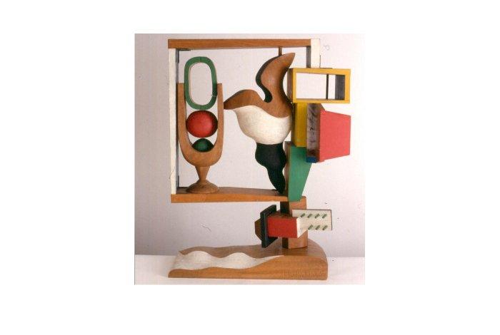 Nouvel accrochage de l'exposition Le Corbusier, de la carte postale à l'œuvre d'art
