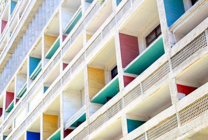 Les cités radieuses, une vision sociale de l'architecture