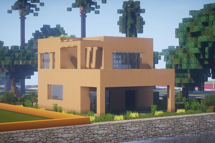 Atelier Minecraft sur Le Corbusier