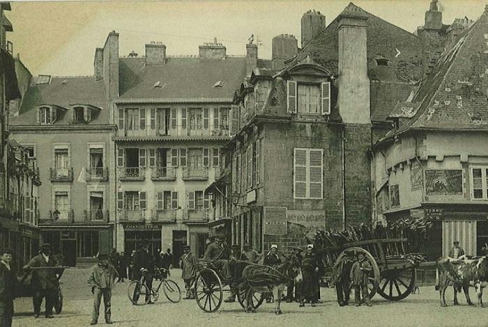 Focus sur Les transports en Bretagne à la Belle Epoque
