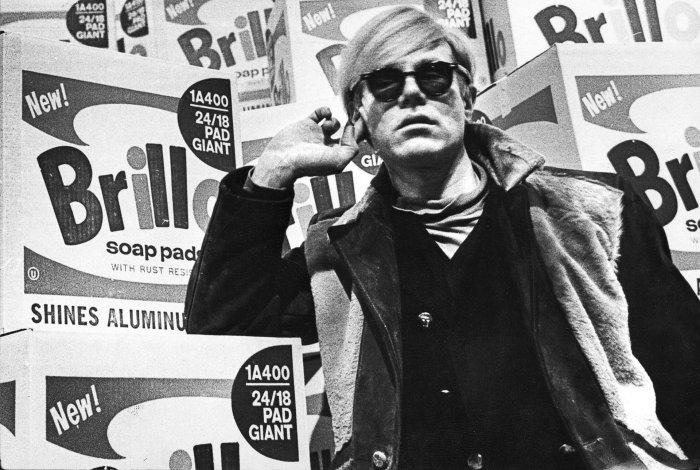 Les stars du pop art Warhol mais pas que…