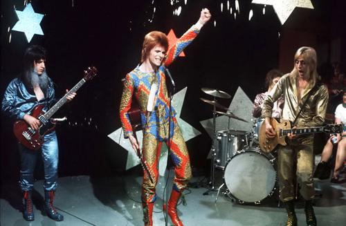 Concert pédagogique David Bowie