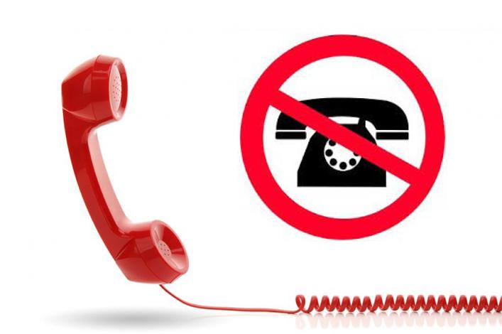 Lignes téléphoniques indisponibles