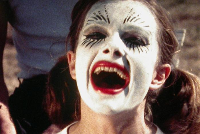 Projection films d'horreur